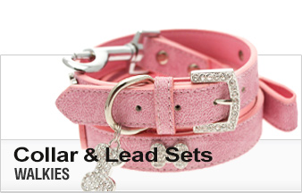 Dog Collars Lead Sets