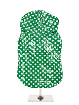 Carnaby Polka Dot Hooded Waterproof Raincoat - Our design team did not have to look far for inspiration before they came up with this 1960's inspired high gloss Polka dot raincoat. A walk around Carnaby Street inspired us to produce this rainy day essential available in four colour popping styles. This an authentic retro style that will add a cu...