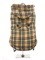 Brown Tartan Coat - Our Brown Tartan Coat is another traditional but iconic design that pays homage to centuries old patterns that never go out of style. In fact they are more popular than ever. This multi layered coat will keep the heat in and the cold out come what may and the slightly understated colour adds a touch...