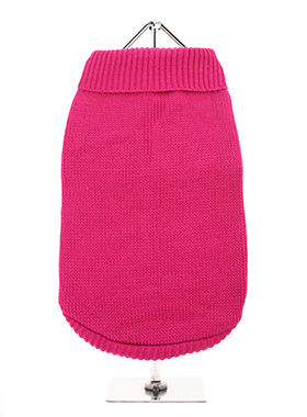 Bruiser's Pink Knitted Sweater